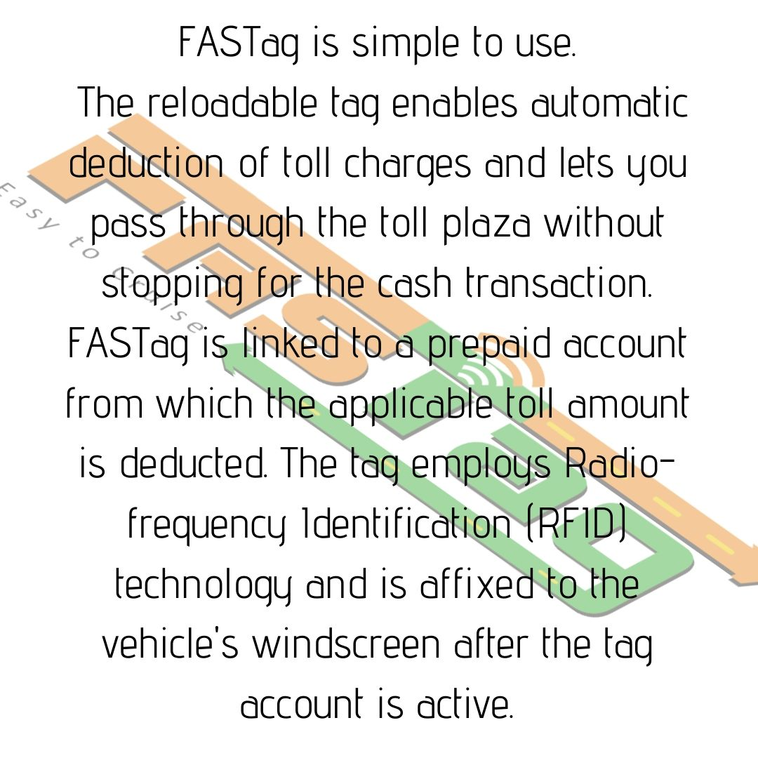 what is fastag