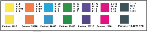 fastag color codes