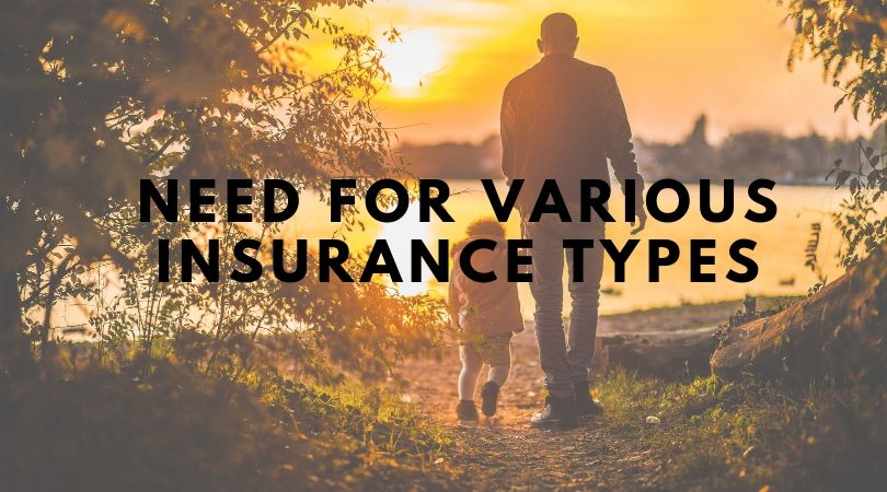 Need for Various Insurance Types