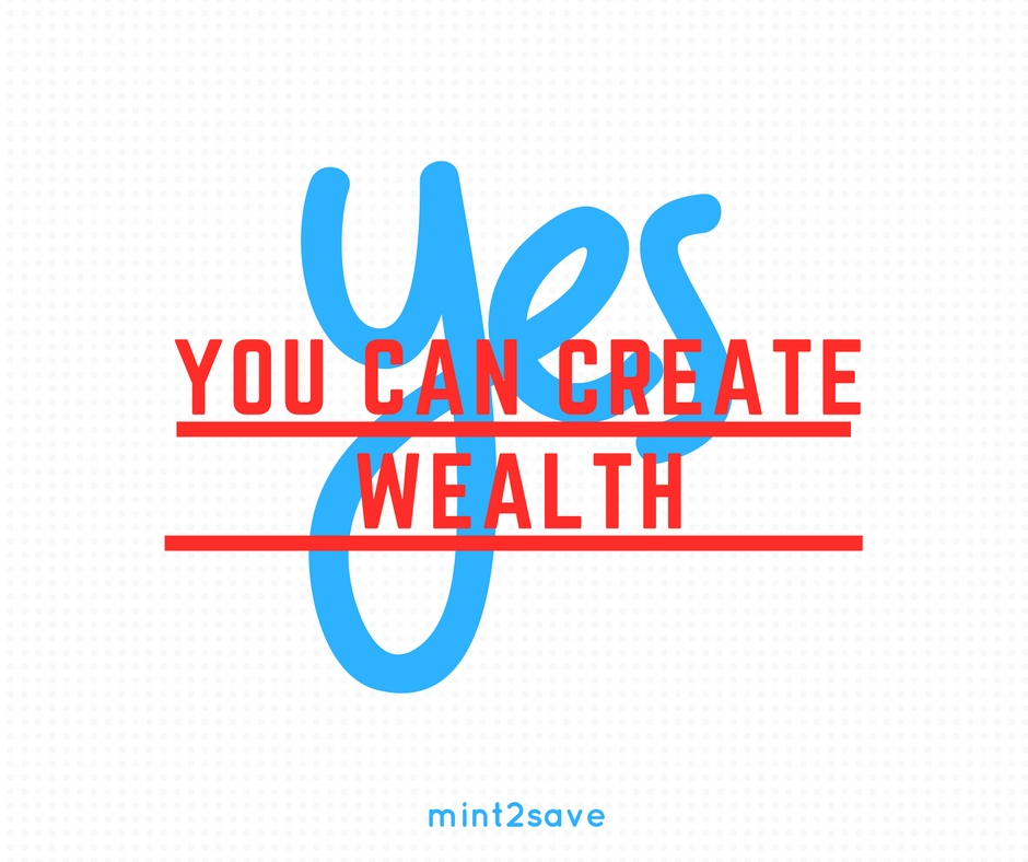 How to Create Wealth | Wealth Creation Tips