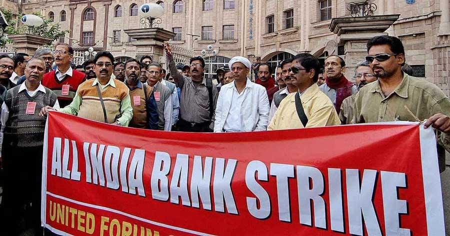 Strike in Banks