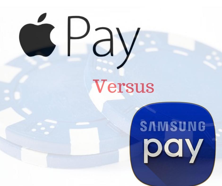 Samsung Pay v/s Apple Pay