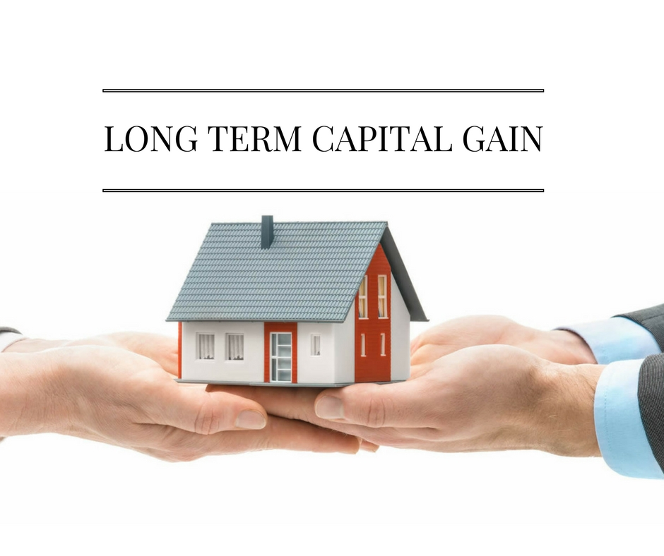 What is Long Term Capital Gain