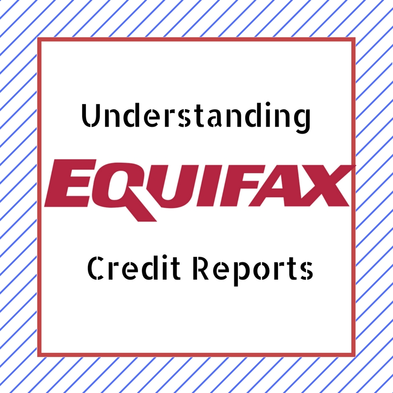 Equifax Credit Report