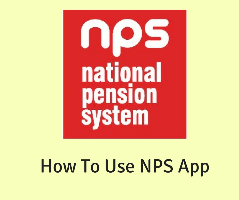 How To Use NPS App