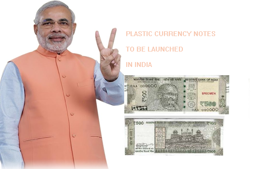 Plastic currency India