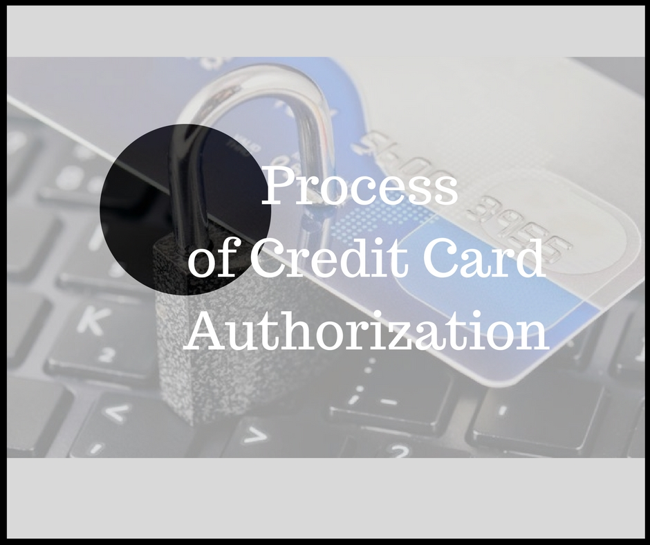 Process of Credit Card Authorization