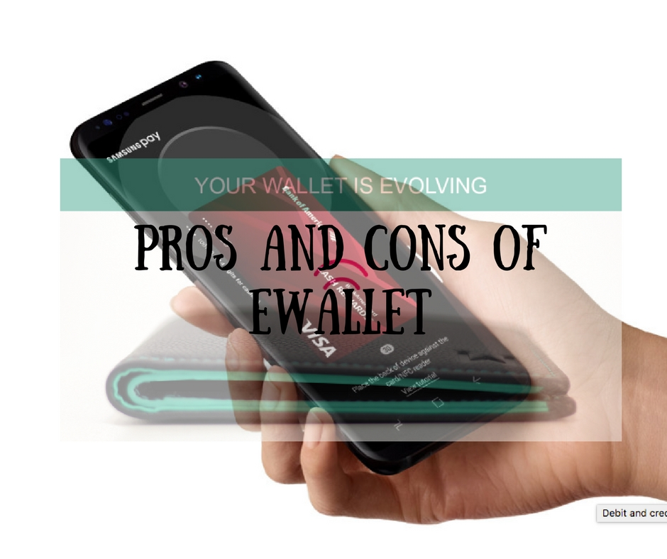 Pros and Cons of EWallet