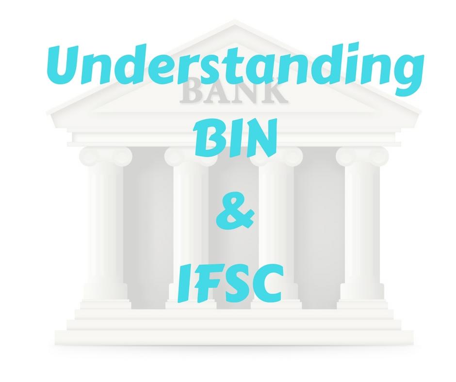 BIN & IFSC
