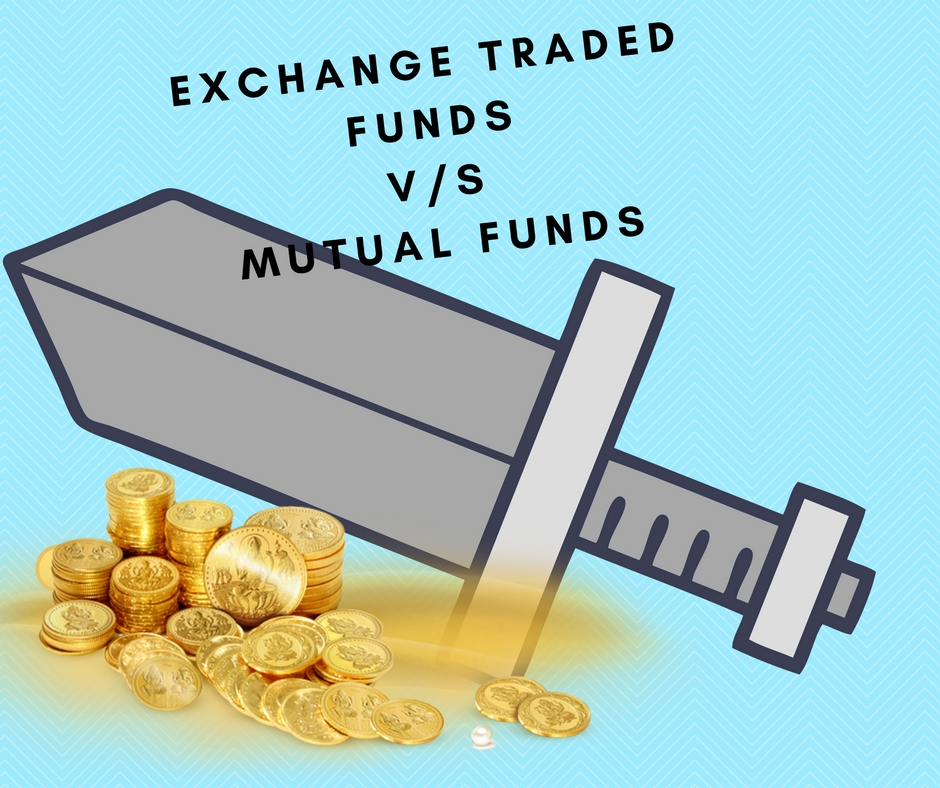 ETF vs mutual funds