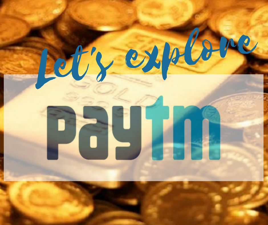 What is Paytm Gold