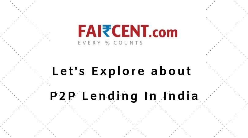 P2P Lending In India