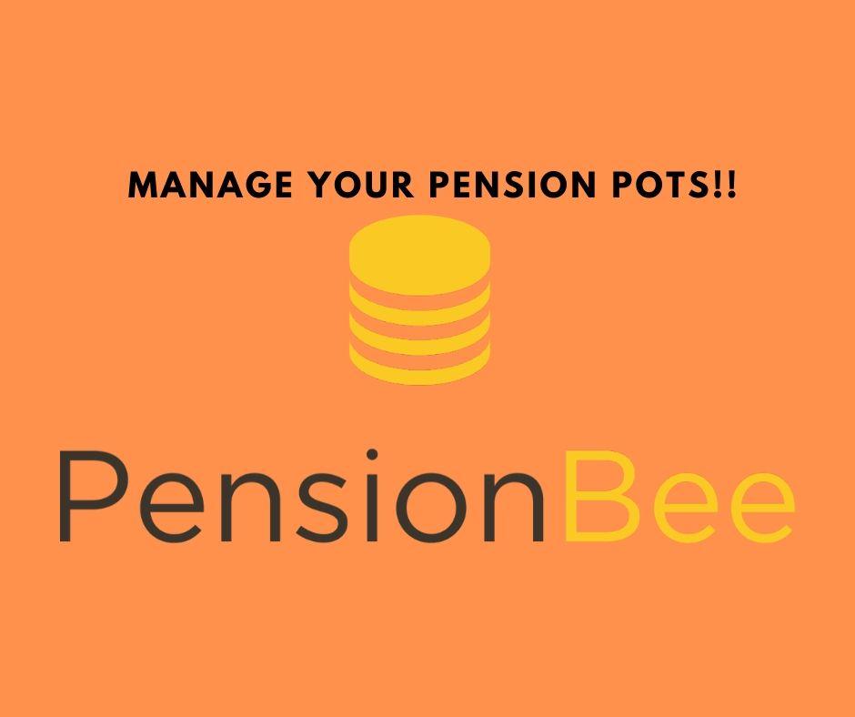 Manage your pension pots