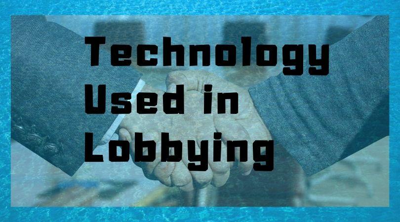 Tech in Lobbying