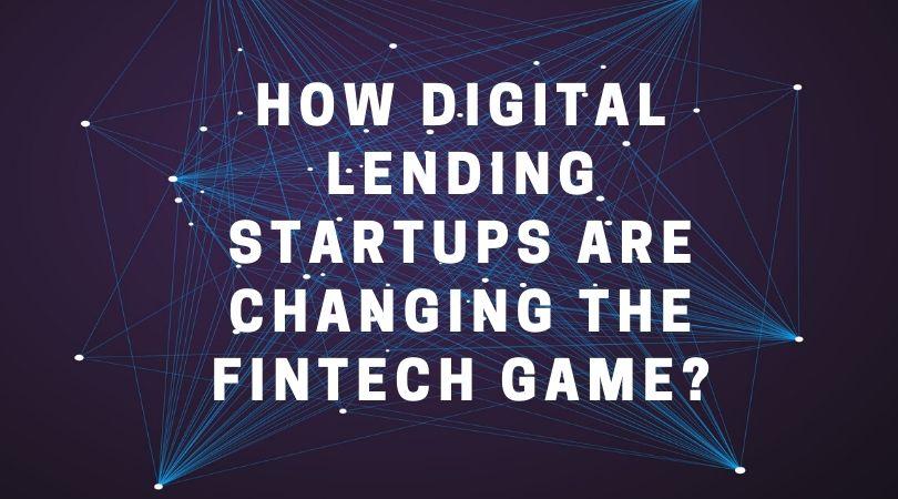 Digital Lending Startups