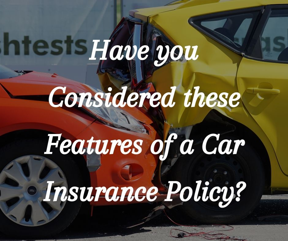 Car Insurance Features