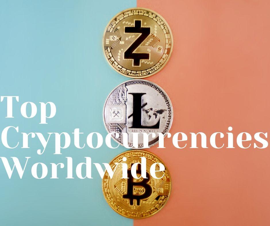 Top Cryptocurrencies Worldwide
