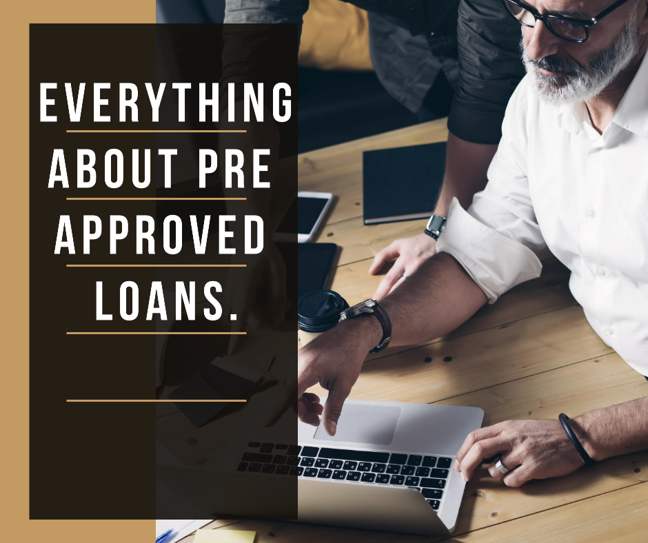 What Is A Pre-Approved Loan & How It Works? - A Quick Guide