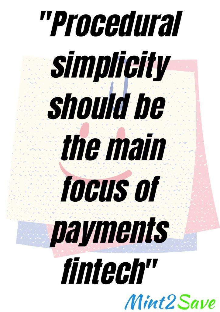 Fintech Simplicity