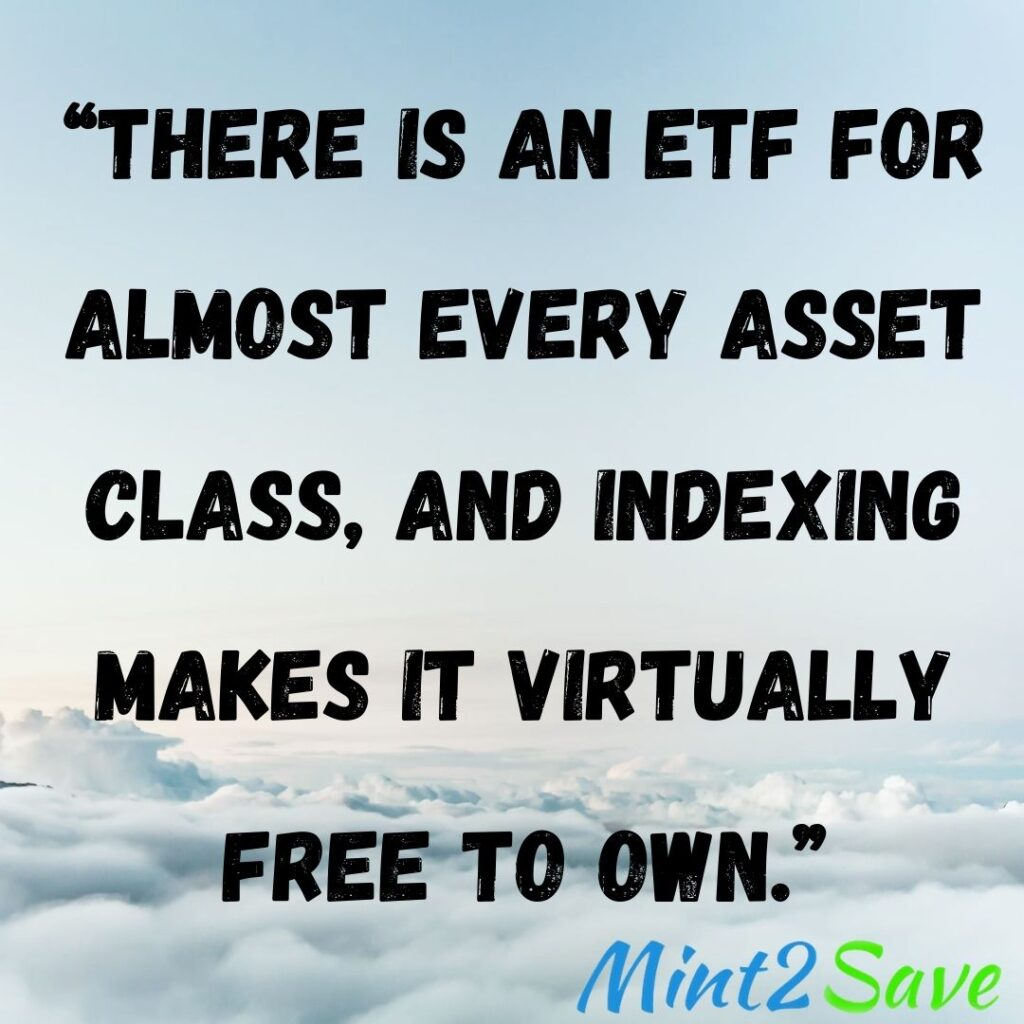 Quotes on ETF