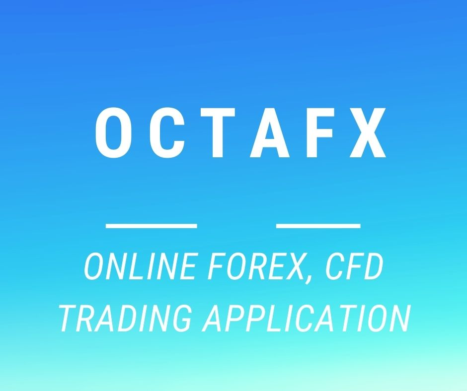 Online Forex, CFD Trading Application