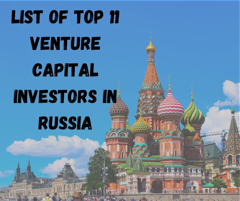 Venture Capital Investment in Russia