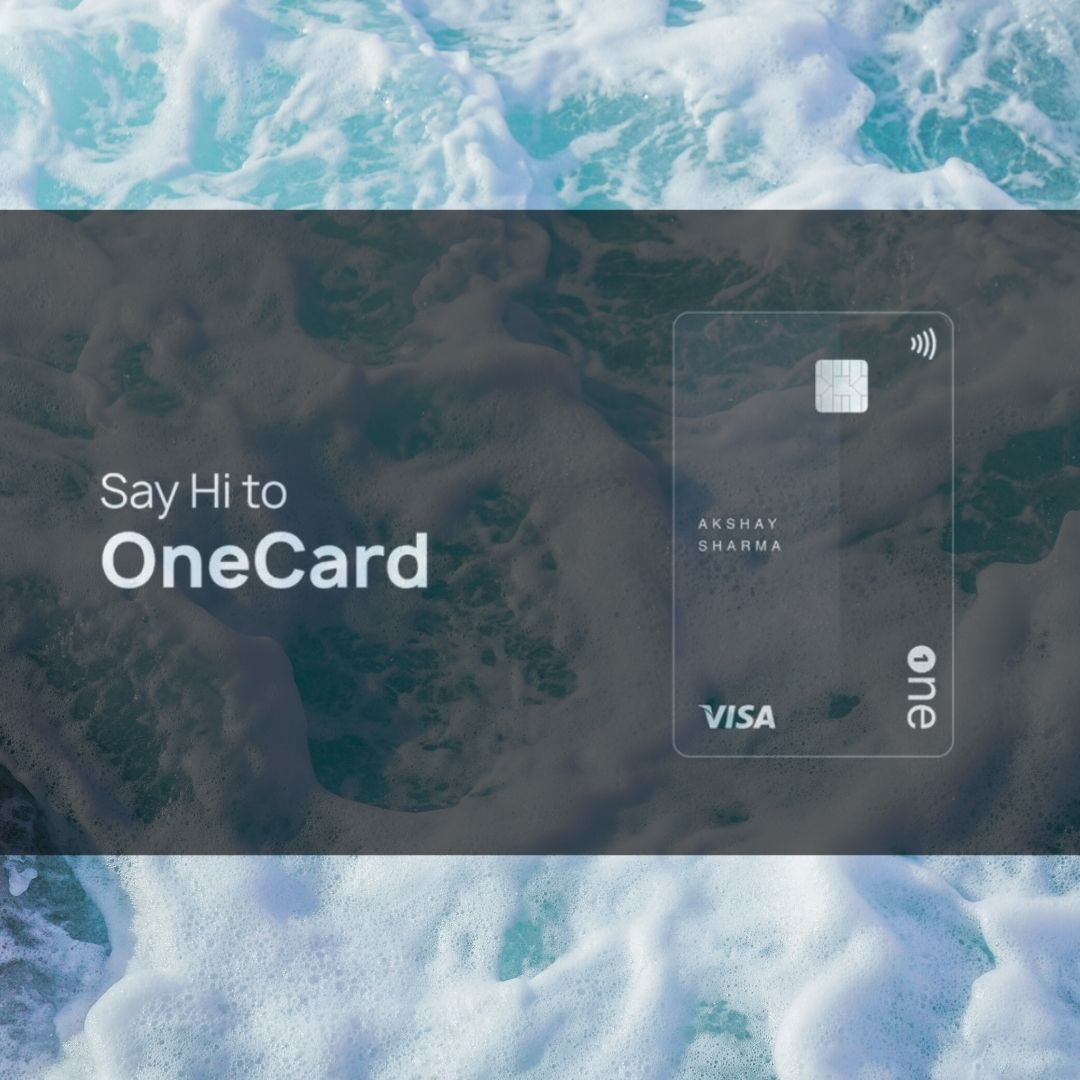 OneCard Metal Card