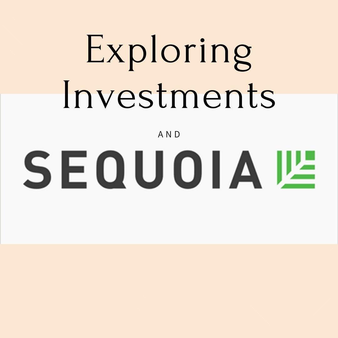 Sequoia and Investments in India
