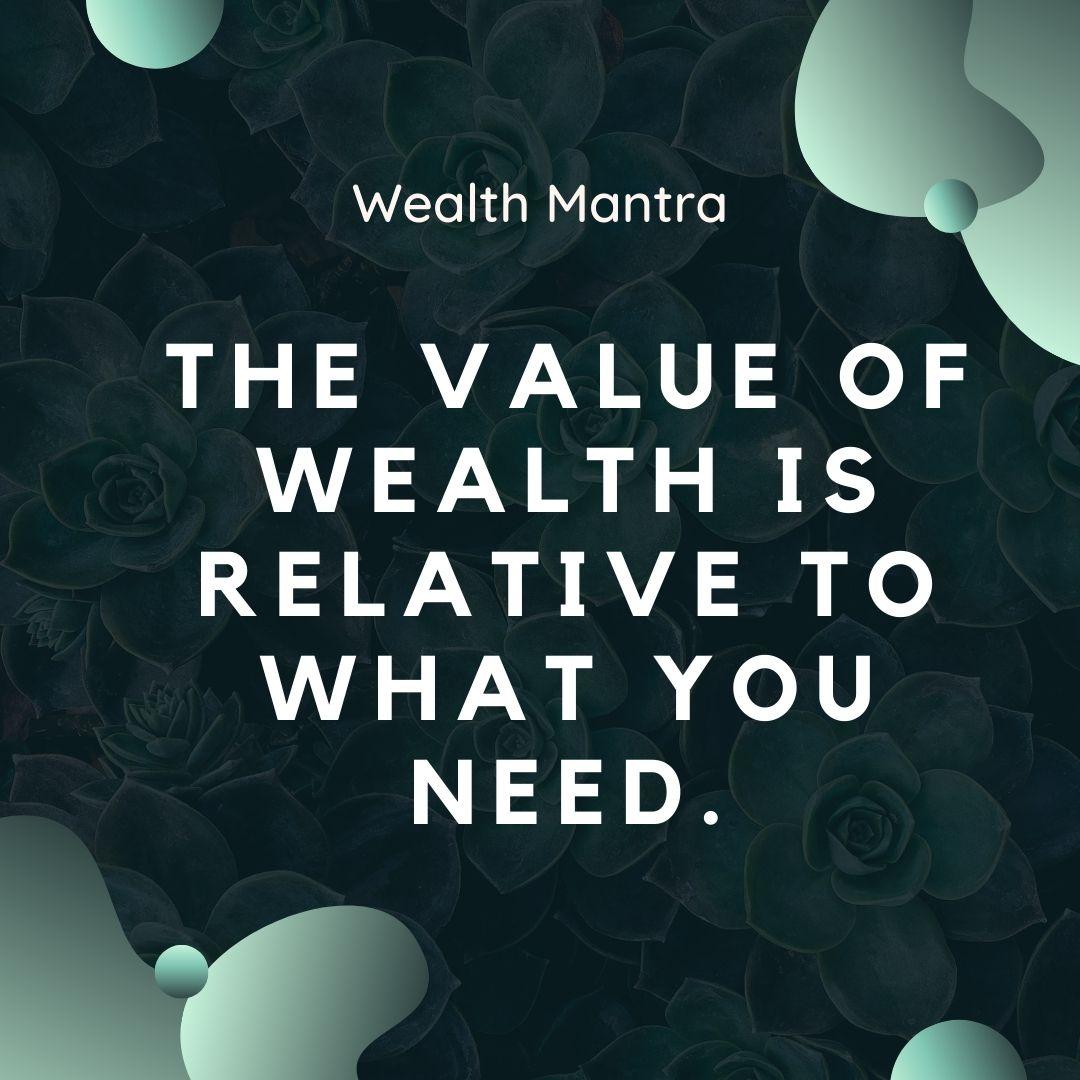 Value of Money