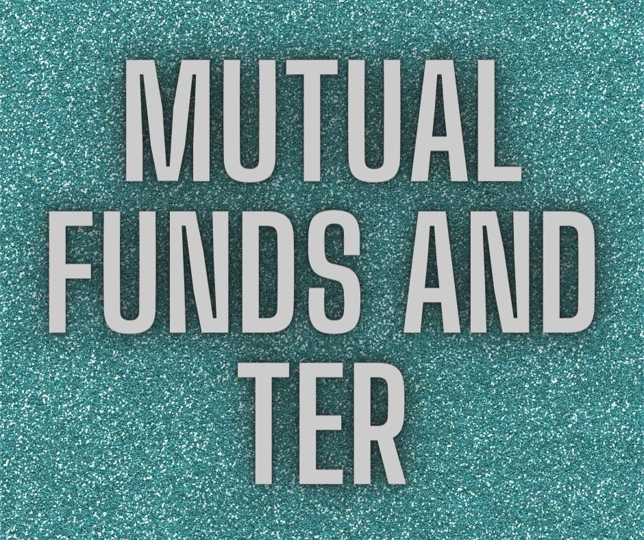 mutual funds and ter