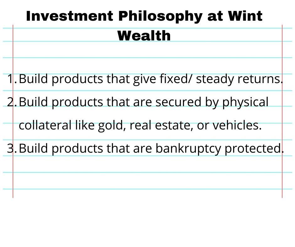 Wint Wealth Philosophy